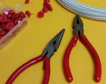Pliers Set // Millinery Tools // Jewellery Crafts // Jewelry Supplies