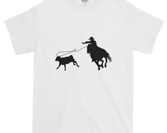 Roping Short-Sleeve T-Shirt