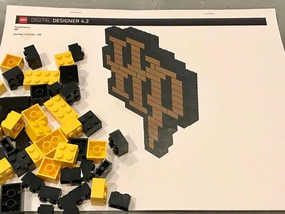 Logo de HP - construire votre propre Kit