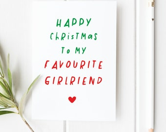 what should i get my girlfriend for christmas
