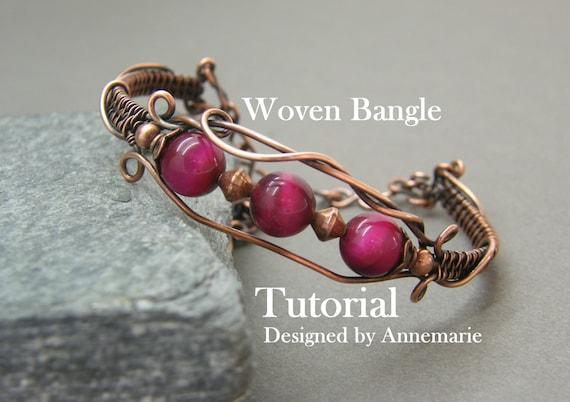 Wire Wrap Tutorial Handmade Jewelry Instructions Pdf