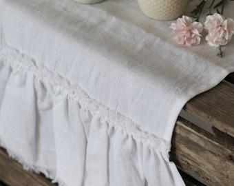 Linen Table Runner | Etsy