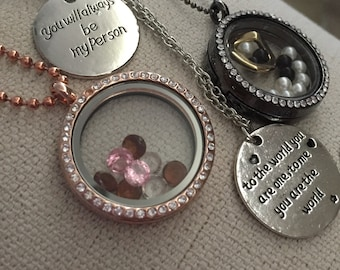 Valentine's Day necklaces- 4 to choose from
