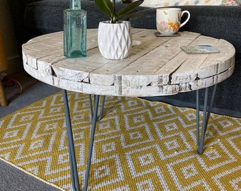 Cottage Coffee Table Etsy