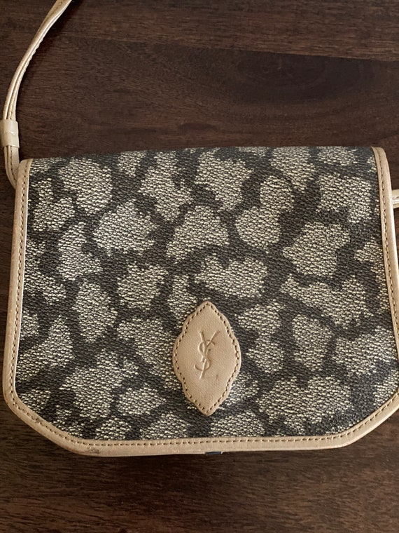 Vintage YSL crossbody bag (Authentic)