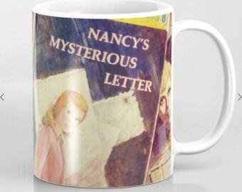 Nancy Drew Mug