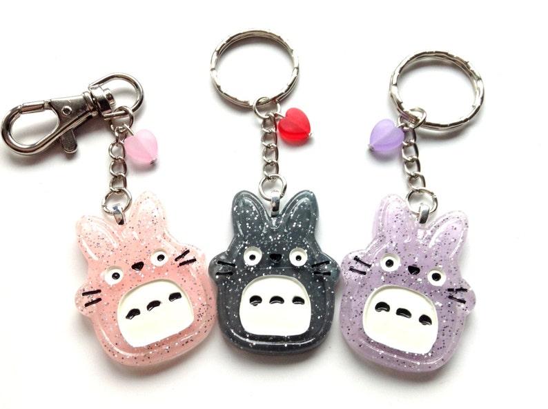 My Neighbor Totoro Keychain Studio Ghibli Totoro Kawaii Bag  589e4b224