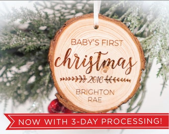 Baby first christmas | Etsy