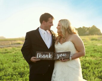 Wedding Thank You Signs - Jane Collection