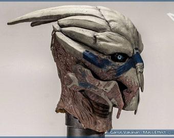 Mass Effect Garrus Vakarian mask