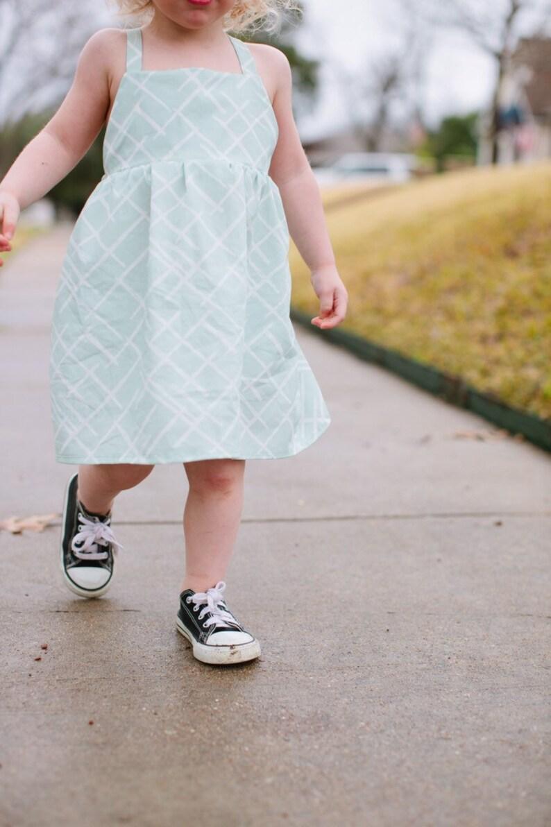 Baby Easter Dress Baby Dress, Mint Green Baby Dress Toddler Easter Dress Vintage Mint Baby Dress Toddler Mint Dress