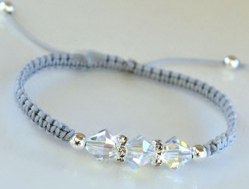 94a8bda5cc57 Pulsera cristal de Swarovski