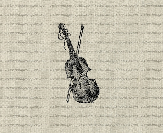 Download Violin & Bow Png Images Background Clipart (#2394121) - PinClipart