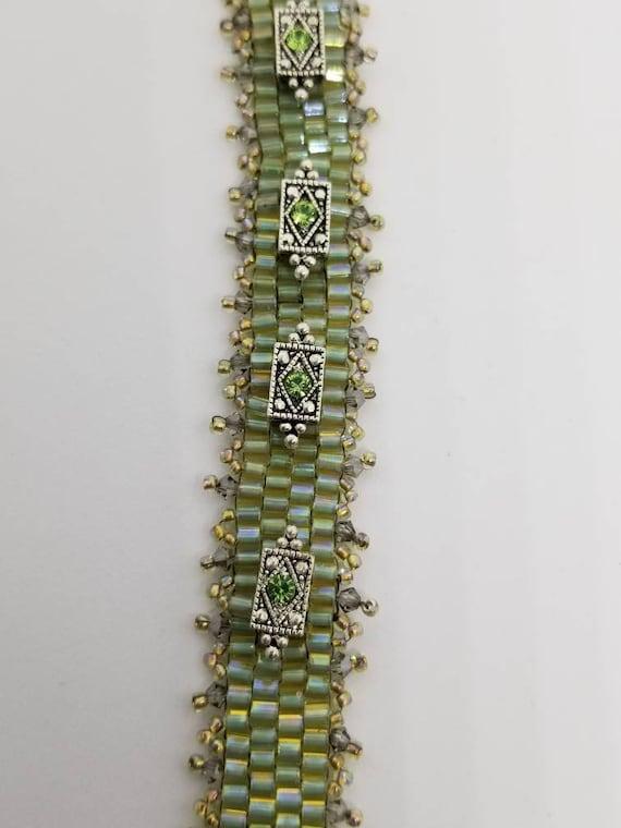 Spring bling bracelet Rita Caldwell