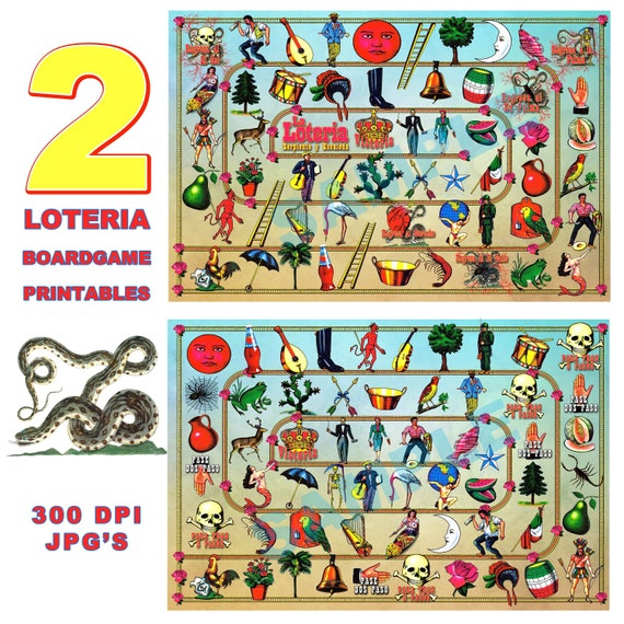 picture about Loteria Game Printable known as Loteria Board Sport Printable \