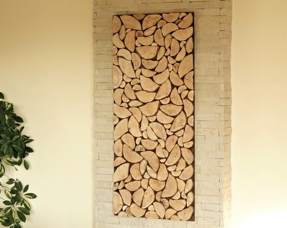 modern wooden wall art - Free Tree Studio
