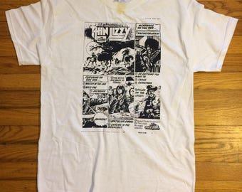 ab4bb9d234a Thin Lizzy Comic Print
