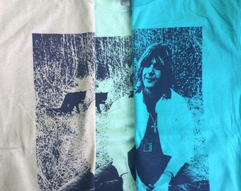 Gram Parsons Screenprint Shirt
