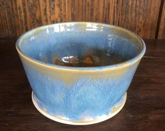Wheel Thrown Pottery Bowl