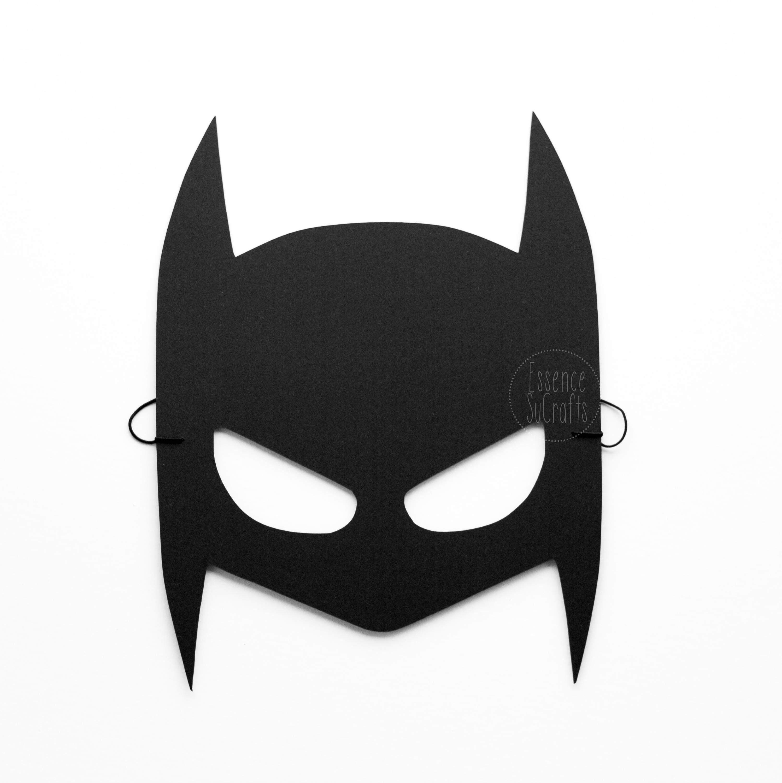 batman mask Batmanbatman party decor batman decor boy