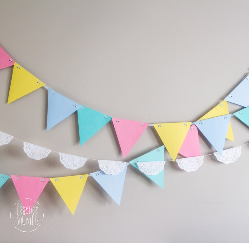 467878f38 NOW 30% OFF Promotion Colorful garland party decor, Birthday Party, Baby  Shower, Smash cake party. colorful decor.
