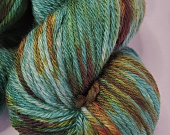 Minty Cocoa,  DK weight