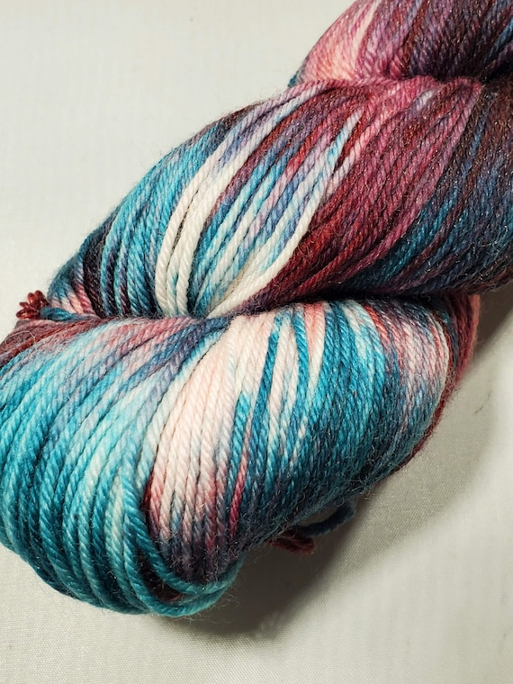 Holly Berries, Sock Yarn
