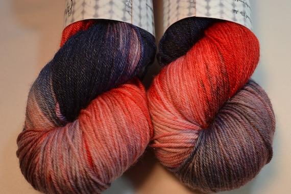 New England, 434yds sock yarn