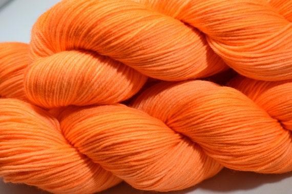 Coastal Coral, 450 yd sock yarn