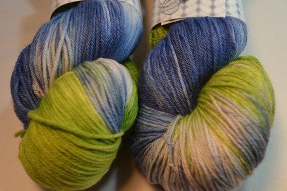 Seattle, 434yds sock yarn