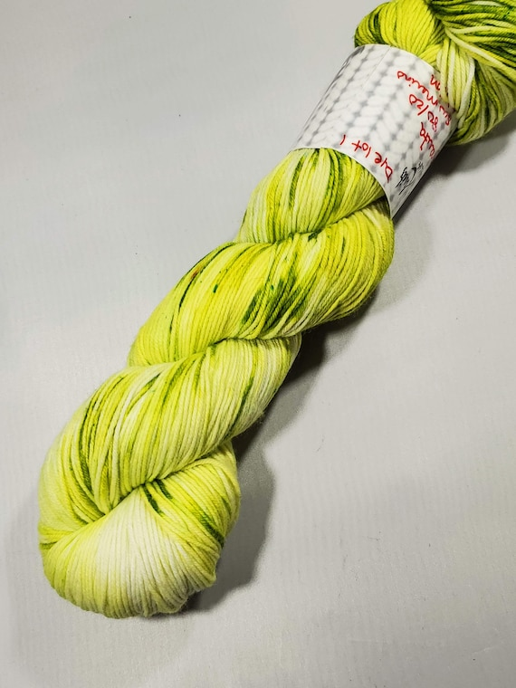 Margarita Sock Yarn 2 bases