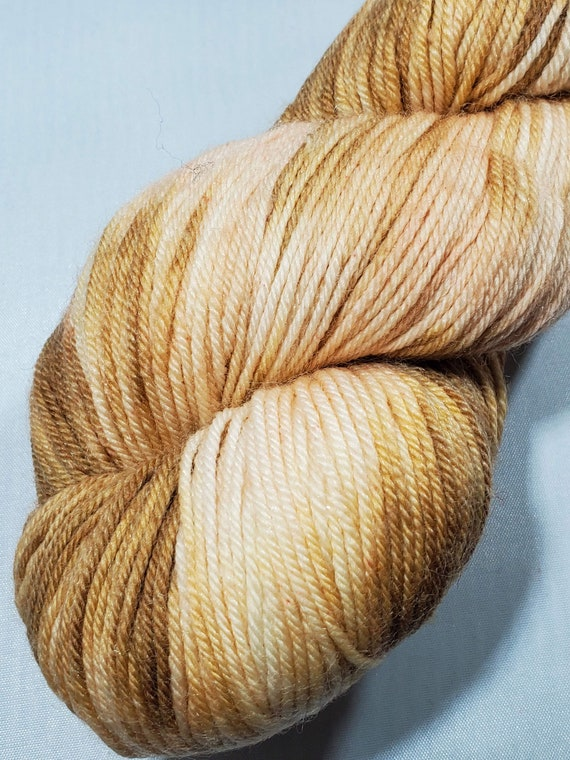 Vanilla Latte Sock Yarn