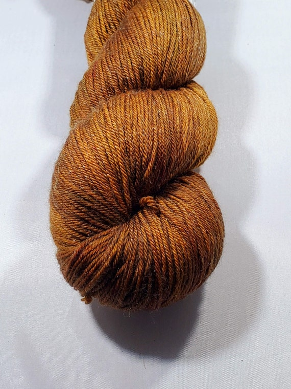 Tobacco Sock Yarn