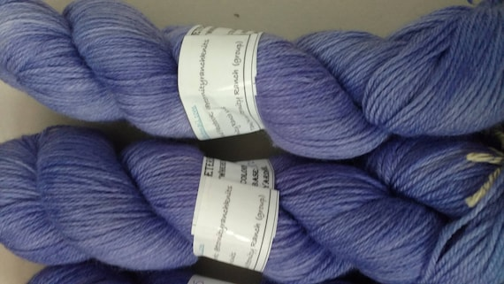 Blooming Hyacinths sock yarn