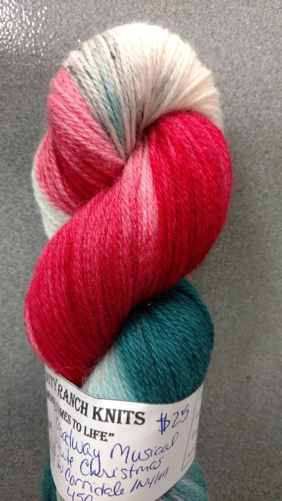 White Christmas, December Broadway Musicals colorway