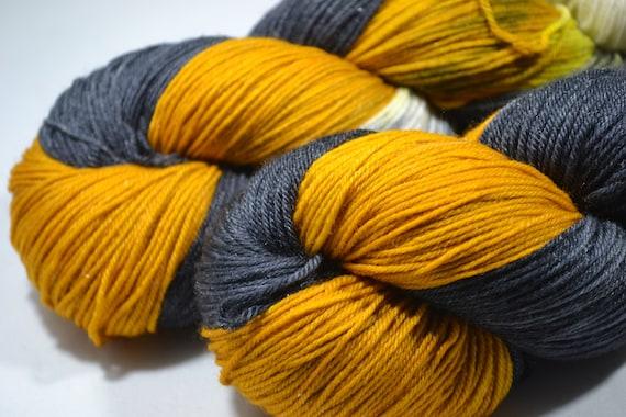 Pittsburgh, 434yds sock yarn
