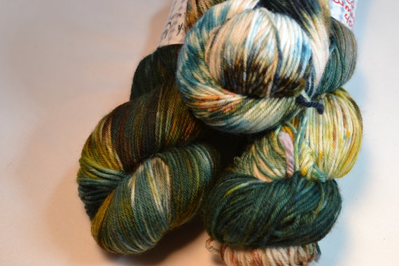 Jo, Little Women Series 450 yd sock yarn