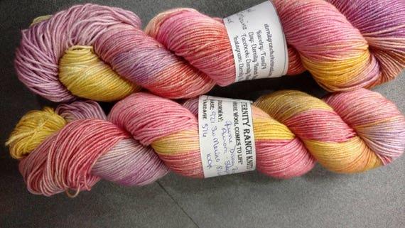 Aurora- Sleeping Beauty.Disney Princess, Sock yarn
