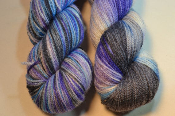 Bonny Blue Butler, Gone With the Wind, MCN, sock yarn