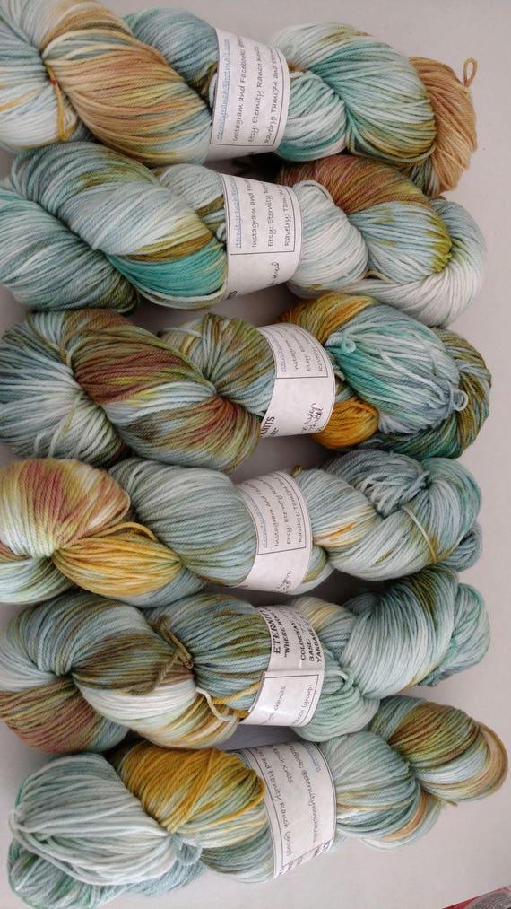 Tara, Gone With the Wind, 433yd sock yarn