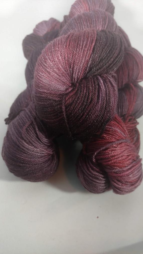 Cast Iron, Wilderness Adventures Collection, sock yarn