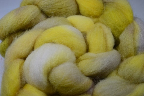 Pot of Gold, Polworth Wool and Silk