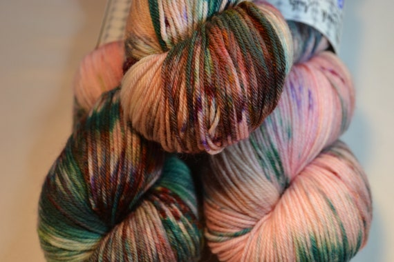 Amy, Little Women Series 450 yd sock yarn