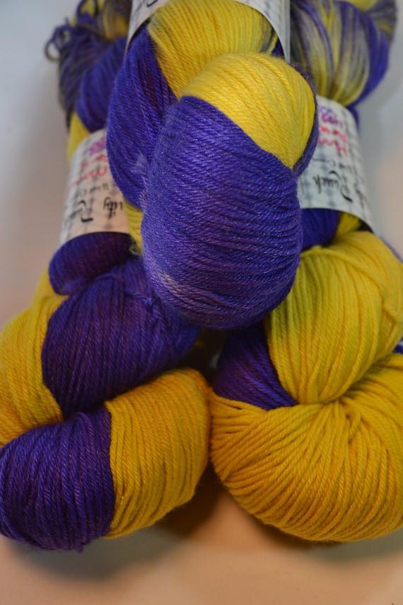 Minnesota, 434yds sock yarn