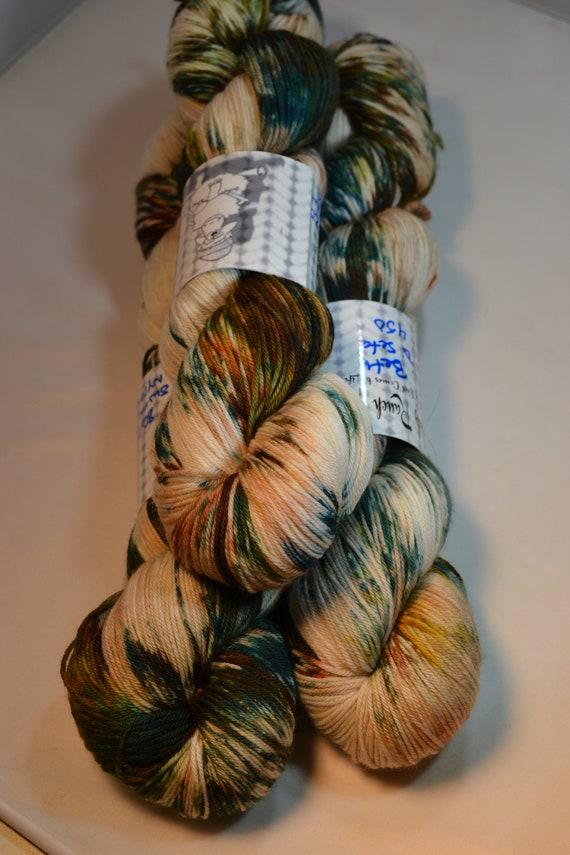 Beth, Little Women Series 450 yd sock yarn