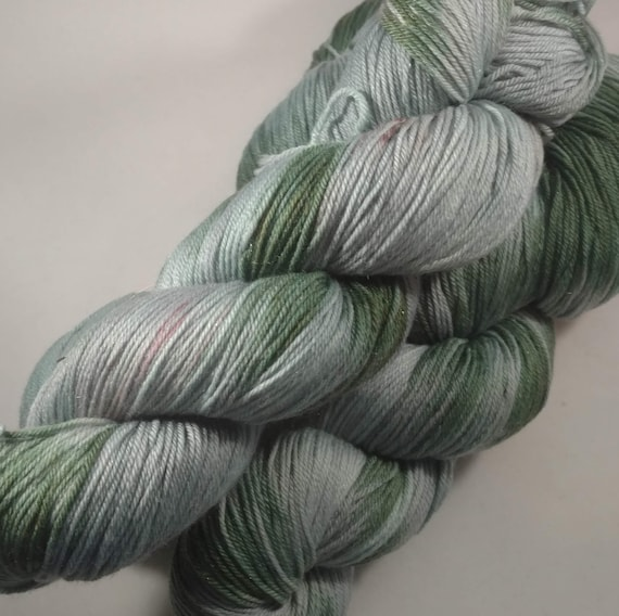 Mountain Meadows, #6 in the Wilderness Adventures Collection, sock yarn