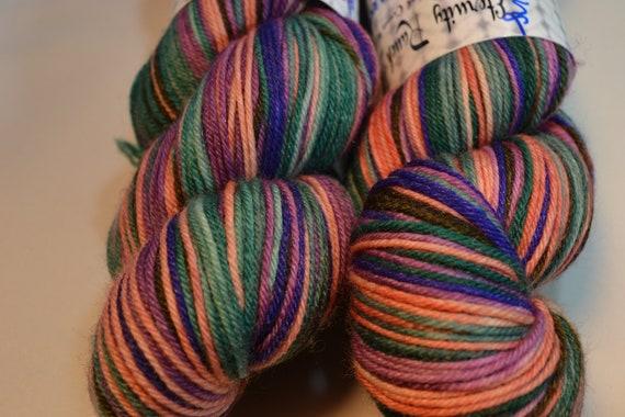Vineyard, Self Striping, 434yds sock yarn