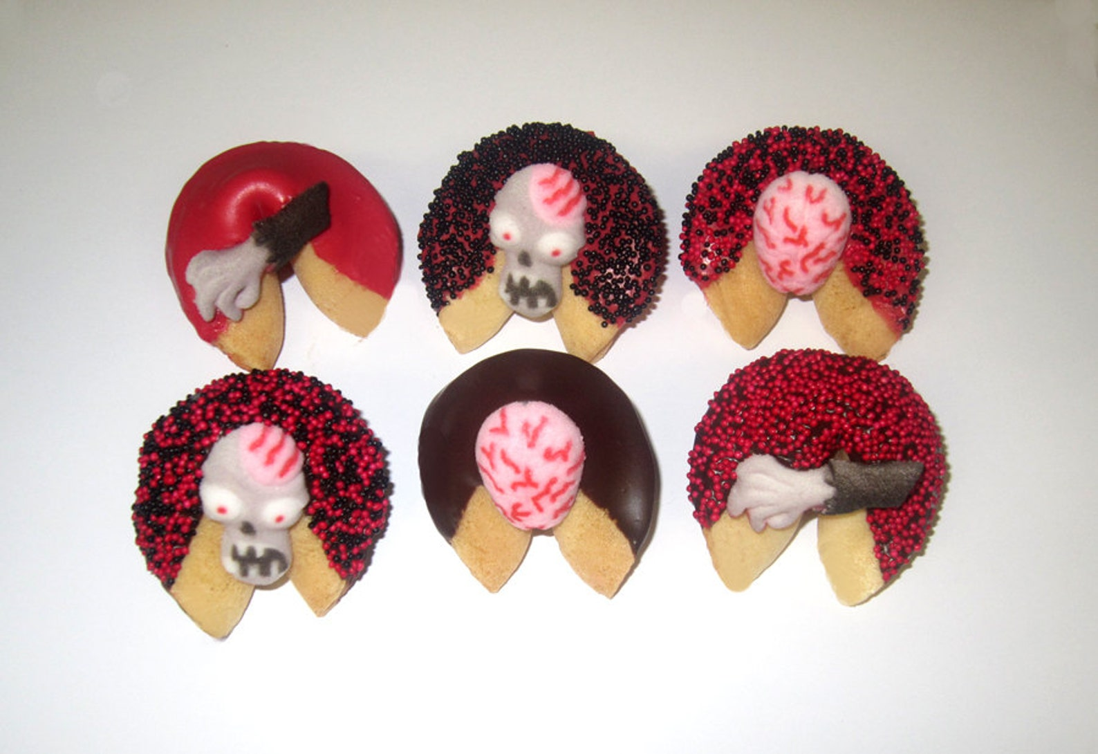 Zombie Fortune Cookies