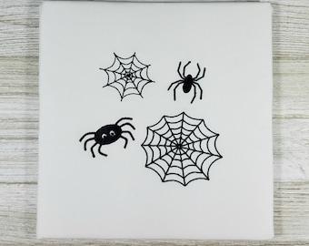 Halloween Mini Design Set 1 Machine Embroidery File Instant Download