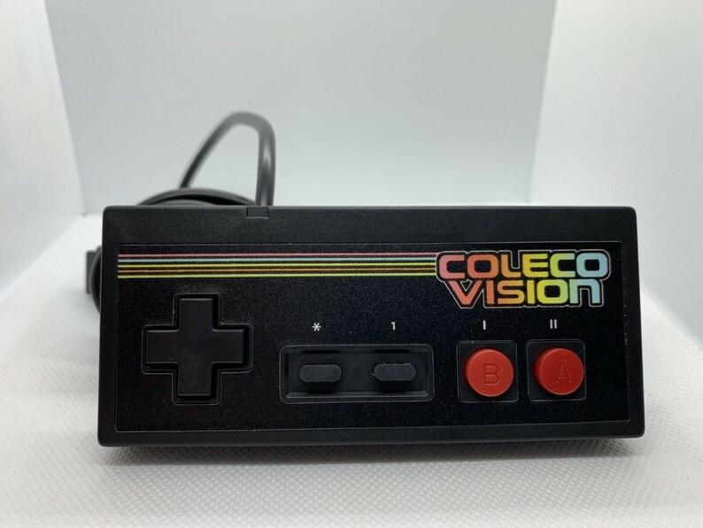 Colecovision Controller Control Pad Joystick Joypad Gamepad image 1
